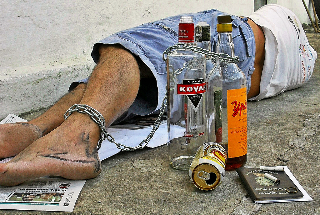 alcool dipendenza