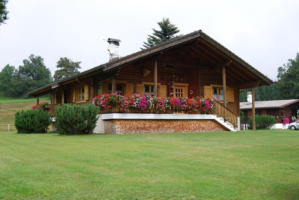 Come costruire una casa in legno