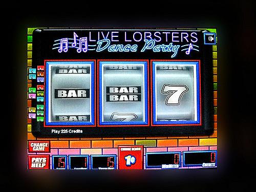 slot bar