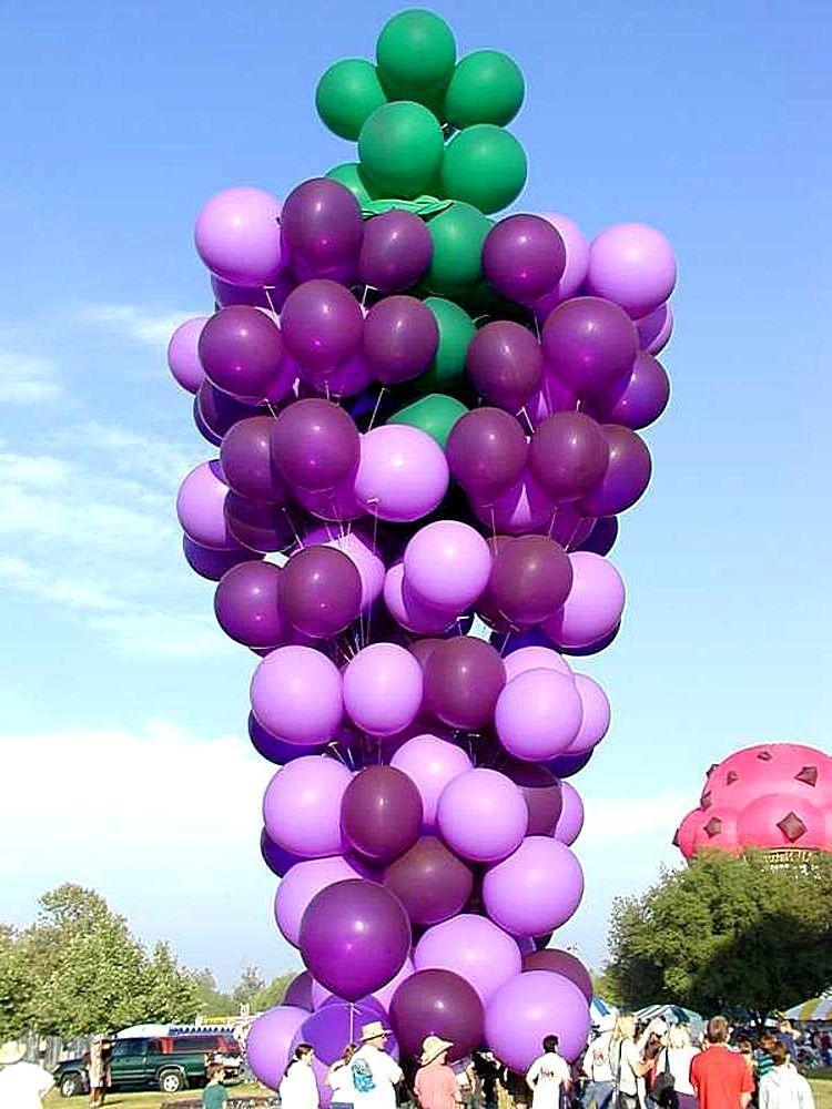 palloncini composizione